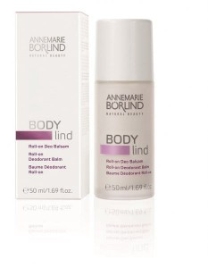 BODY lind naturalny Dezodorant roll-on 50ml